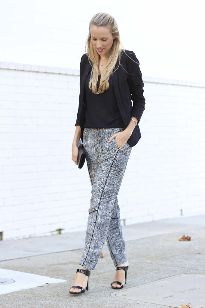 Slouchy pants | Adorned With Love