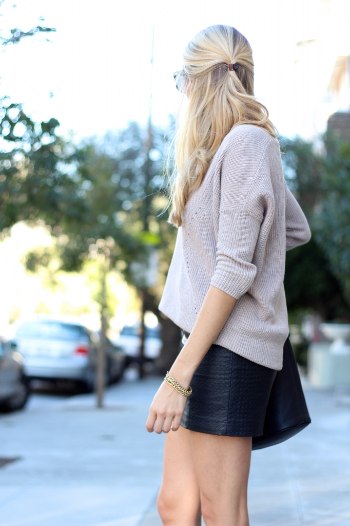 Loose Sweater I Adorned With Love