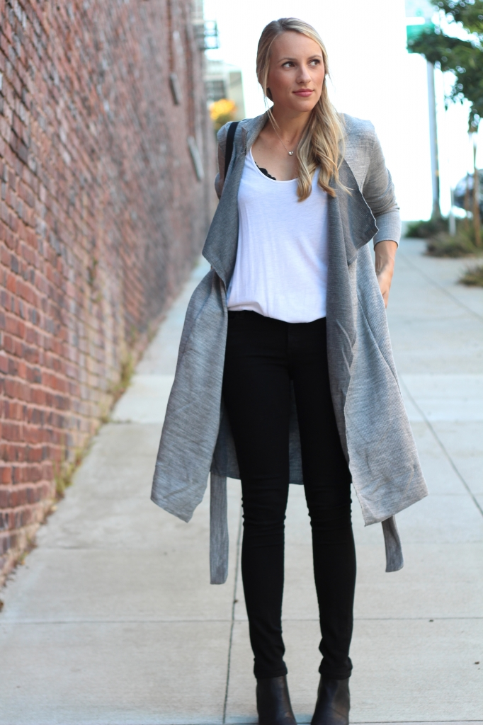 Soft Trench Coat I Adorned With Love