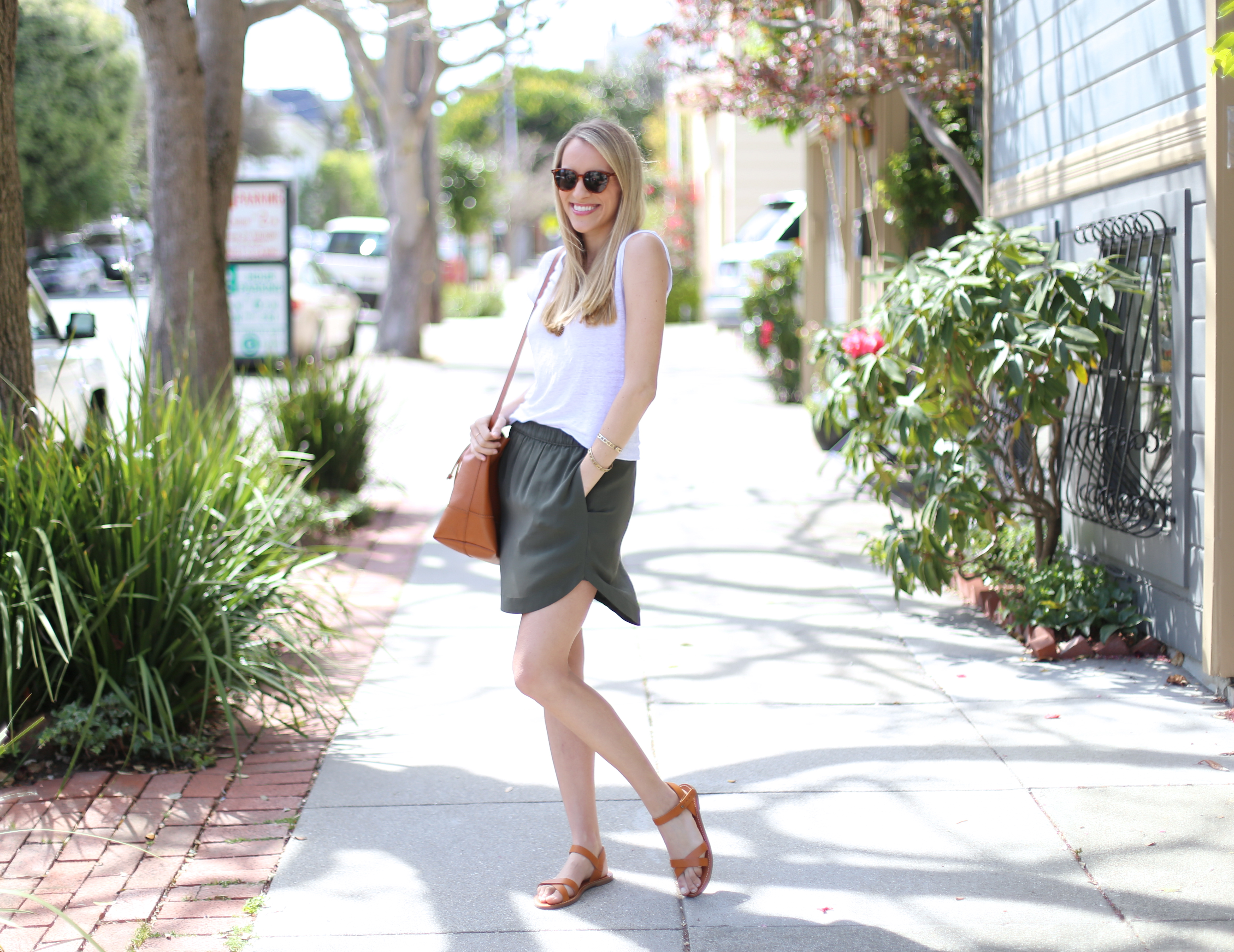 Dressed In Madewell I Adorned With Love