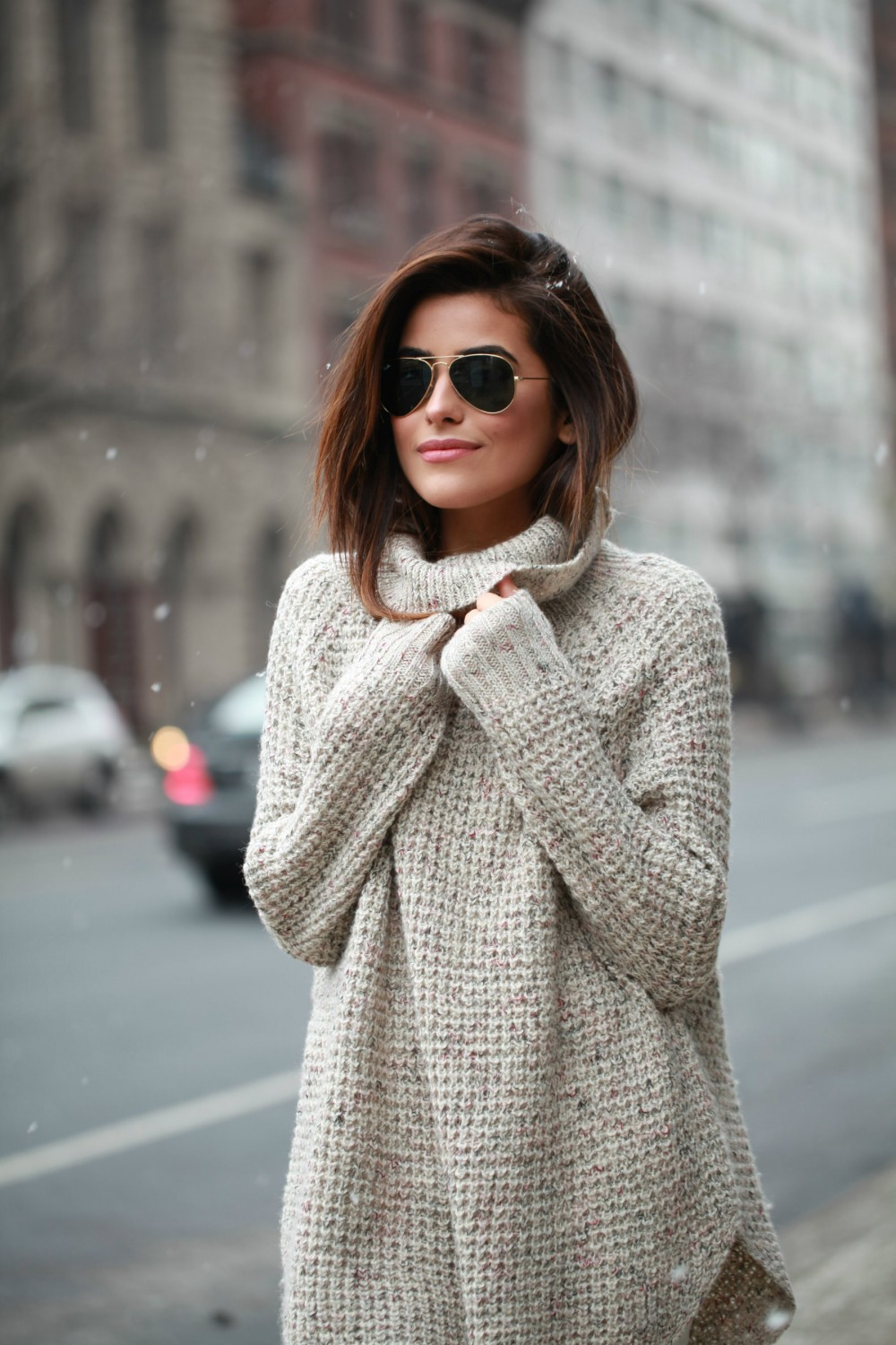 Winter style - Adorned With Love