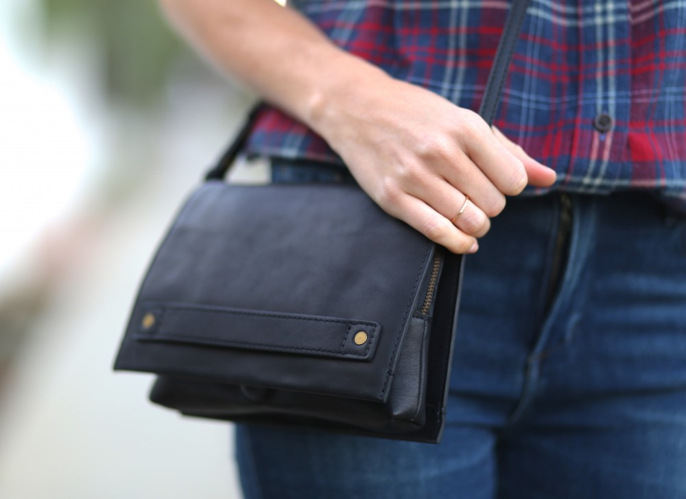 The Morgan Crossbody Bag from Madewell - Adorned With Love