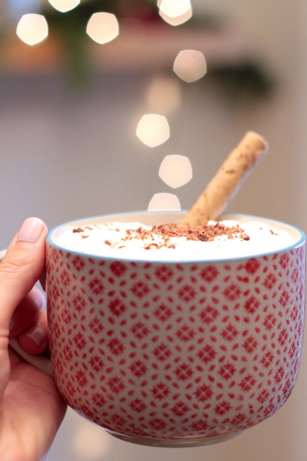 Hot chocolate bar | Adorned With Love
