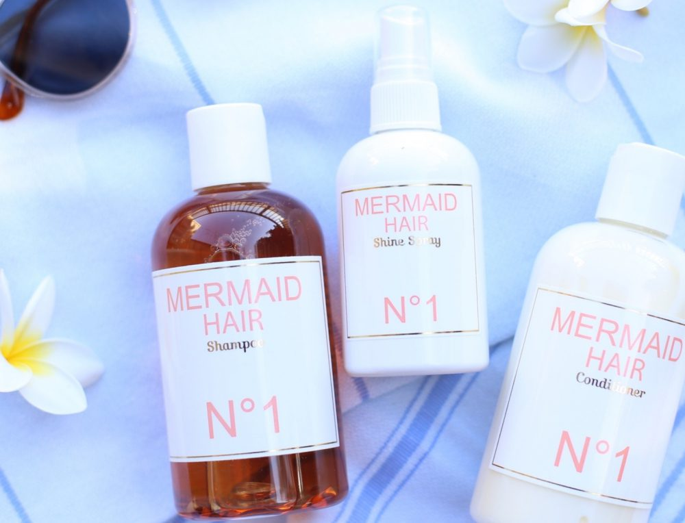 Mermaid Hair Products | Adorned With Love