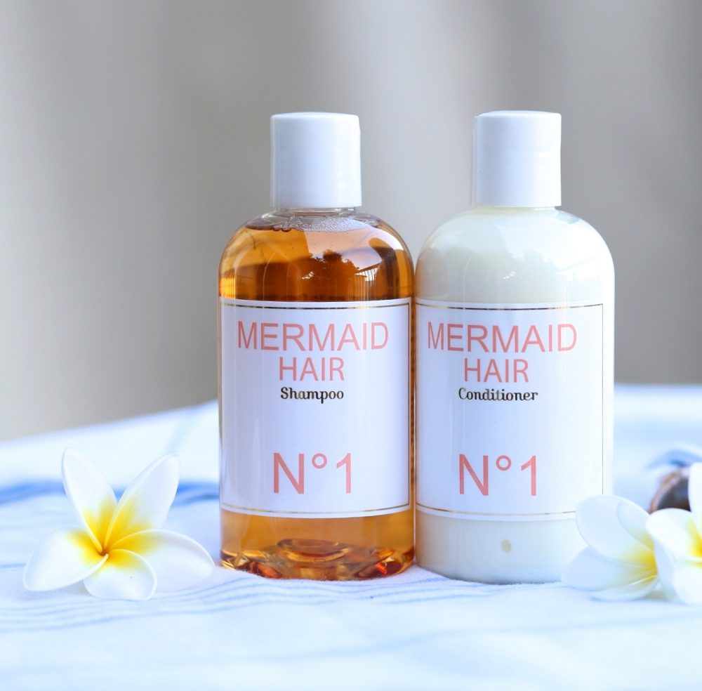 Mermaid Hair Shampoo & Conditioner | Adorned With Love
